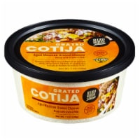 Rizo Bros Grated Cotija Aged Mexican Grated Cheese - 7 oz