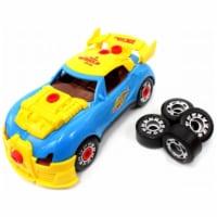Take-A-Part Toy Racing Car - 1