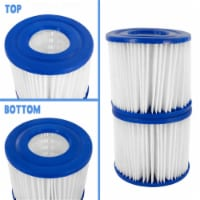 4.25 x 3.75 in. Pool & Spa Replacement Filter Cartridge, 6 sq ft.