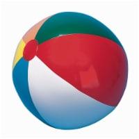48 in. Multicolored Beach Ball