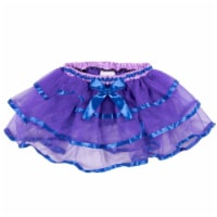 Purple & Blue Costume Tutu