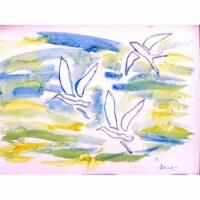 Three Gulls Doormat 30 x 50