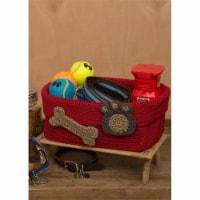 Mode Crochet Dog Lover What Knots Set - 1