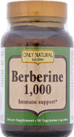 Only Natural Berberine 1000 mg Immune Support