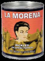 La Morena Pickled Whole Jalapeno Peppers