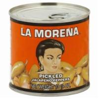 La Morena Pickled Jalapeno Peppers