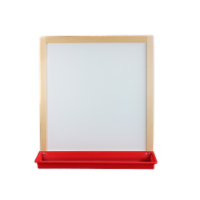 Flipside Products 17301 24 x 36 in. Magnetic Dry Erase Wall Easel