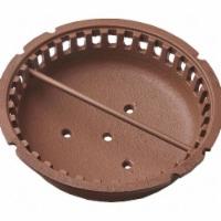 Jay R. Smith Mfg. Co Floor Drain,Cast Iron,Round Type,3  H  2233B - 1