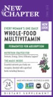 New Chapter Every Woman's One Daily Whole-Food Multivitamin Vegetarian Tablets