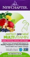 New Chapter Perfect Prenatal Multi-Vitamin 192 Count - 192 ct