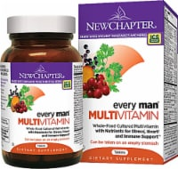 New Chapter  Every Man™ Whole Food Multivitamin