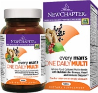 New Chapter  Every Man's® One Daily Multivitamin