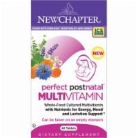 New Chapter Perfect Postnatal 48 Ct