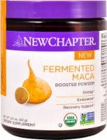 New Chapter Fermented Organic Maca Booster Powder Dietary Supplement - 2.2 oz