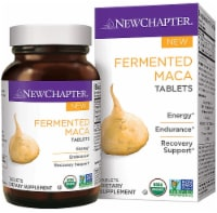 New Chapter  Organic Fermented Maca Tablets - 96 Tablets