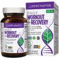 New Chapter  Daily Workout plus Recovery