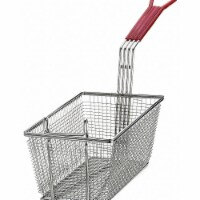 Tablecraft Products Company Fry Basket, Red  427 - 1