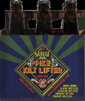Pike Pub & Brewery Kilt Lifter Scotch Ale