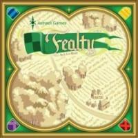 Asmadi Games FE01 Fealty Board Game - 1