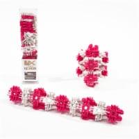 Fidget Flexers, Neon Pink/White - 1