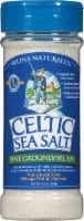 Celtic Fine Ground Sea Salt Shaker