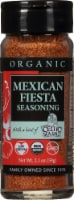 Selina Naturally  Organic Mexican Fiesta Seasoning with a Hint of Celtic Sea Salt