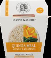Cucina & Amore Mango & Jalapeno Quinoa Meal