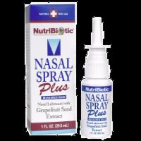 NutriBiotic Nasal Spray Plus with Grapefruit Seed Extract - 1 fl oz