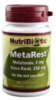 NutriBiotic  MetaRest®
