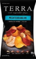 Terra Mediterranean Garlic & Herbs Vegetable Chips
