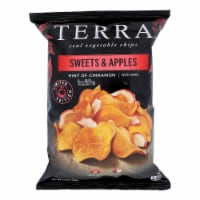 Terra Sweets & Apples Real Vegetable Chips
