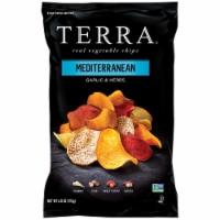 Terra Mediterranean Herbs & A Hint of Lemon Chips