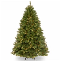 4.5 ft. Winchester Pine Tree with Clear Lights - 1