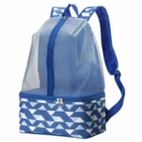 Backpack Style Cooler Beach Bag