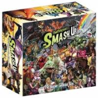 Alderac Entertainment Group AEG5515 Smash Up Card Game - The Bigger Geekier Box Expansion