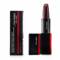 Shiseido ModernMatte Powder Lipstick  # 522 Velvet Rope (Sangria) 4g/0.14oz - 4g/0.14oz