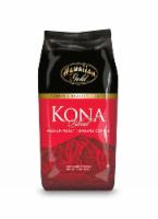 Hawaiian Gold Kona Blend Coffee Medium Roast