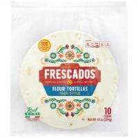 Frescados Taco Style Flour Tortillas 10 Count