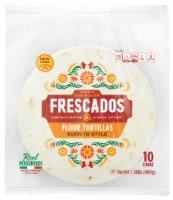 Frescados Burrito Style Flour Tortillas 10 Count