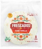 Frescados Burrito Grande Style Flour Tortillas 8 Count