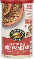 Nature's Path Organic Gluten Free Old Fashioned Whole Grain Rolled Oats