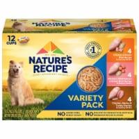 Nature's Recipe Original Variety Pack Dog Food