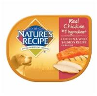 Nature's Recipe Chicken & Wild Salmon Recipe in Broth Wet Dog Food - 12 ct / 2.75 oz