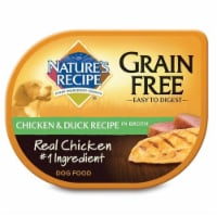Nature's Recipe Grain Free Chicken & Duck in Broth Wet Dog Food