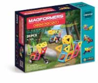 MAGFORMERS® Magic Pop Building Set 25 Piece