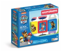 MAGFORMERS® Paw Patrol Let's Roll Building Set 22 Piece