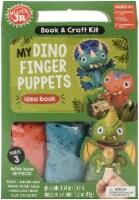 Klutz Jr. My Dino Finger Puppets- - 1