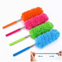 Telescoping Small Microfiber Duster - Single - Assorted Color - 1