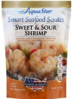 Aqua Star Smart Seafood Sautes Sweet & Sour Shrimp