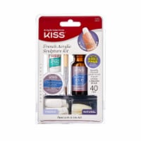 Kiss French Acrylic Sculpture Kit - 1 ct